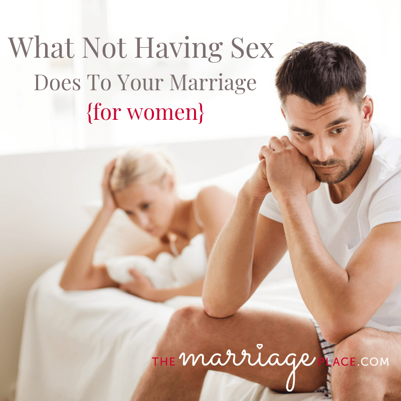 My husband doesnt want sex with me