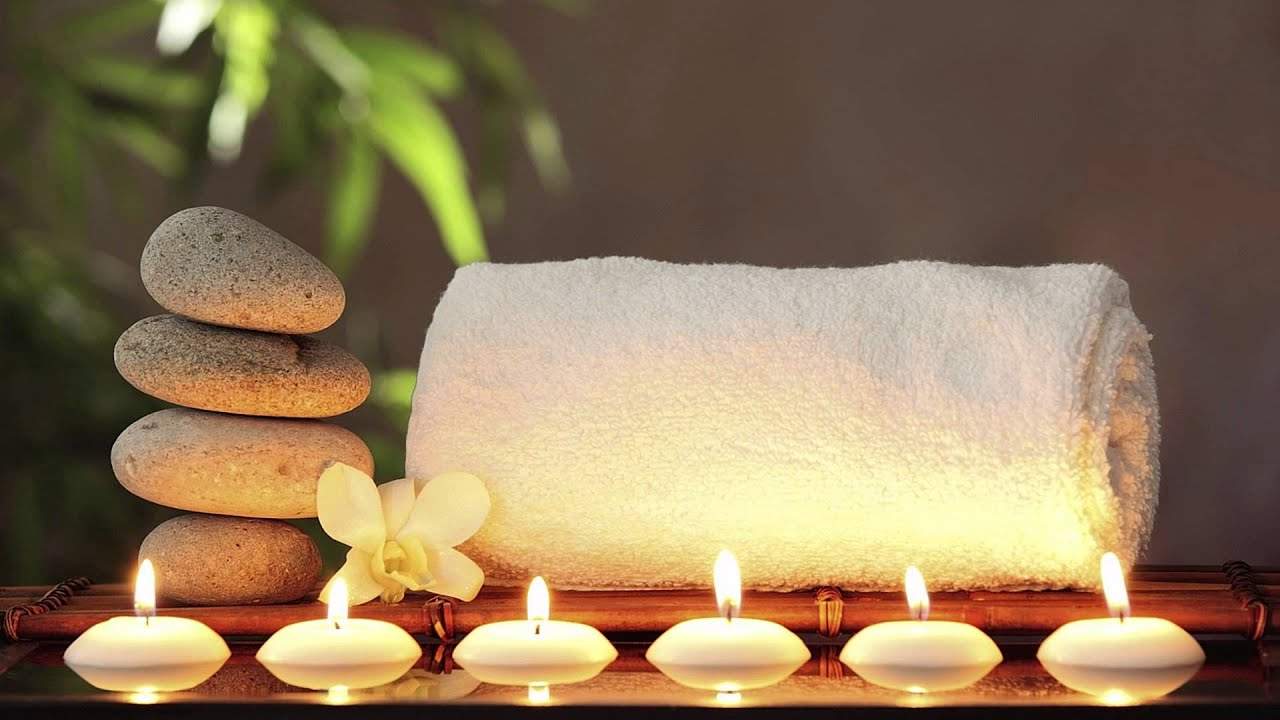 """3 HOURS Relaxing Music """"Evening Meditation"""" Background for Yoga, Massage, Spa 