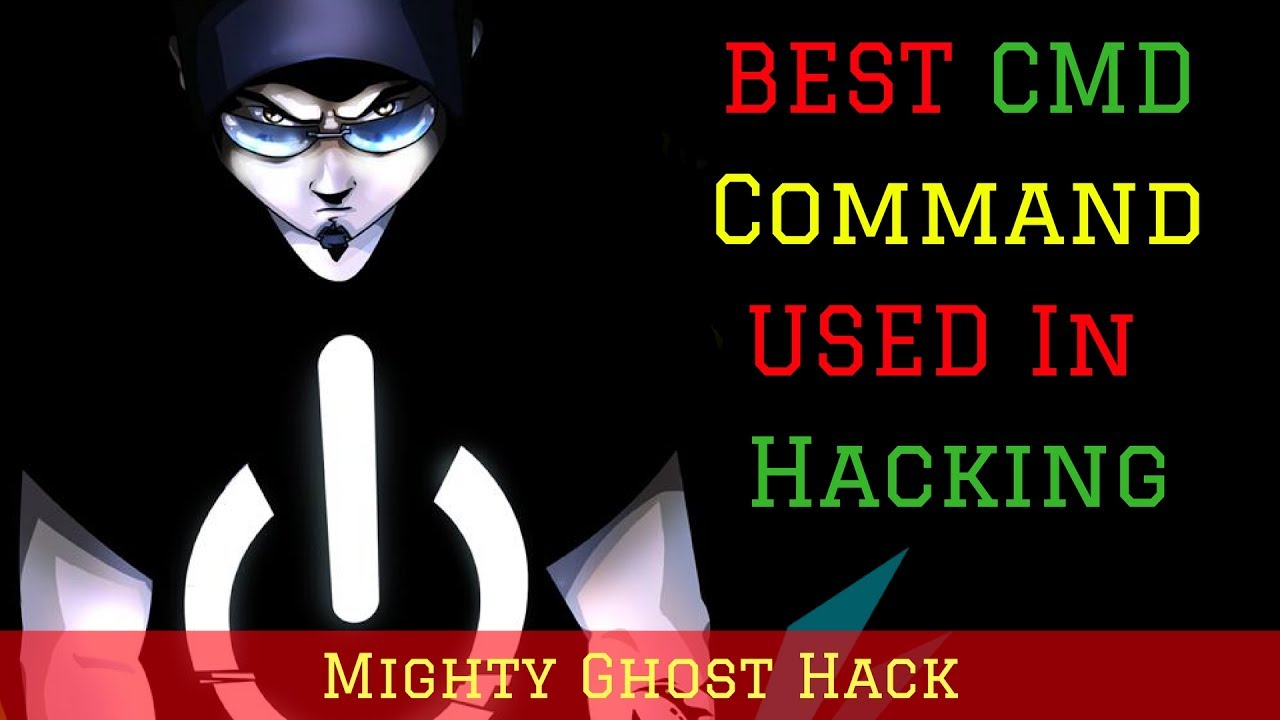 Best CMD Commands Used In Hacking [Easy Tutorial]   Video