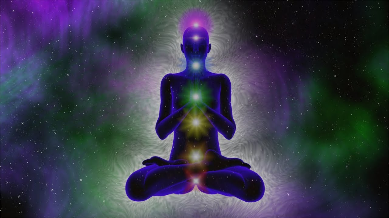 Chakra Meditation Cleansing, Balancing & Healing with Guided Hypnosis Activation | Video