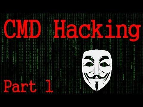 CMD Port Hacking tutorial part 1 | Video