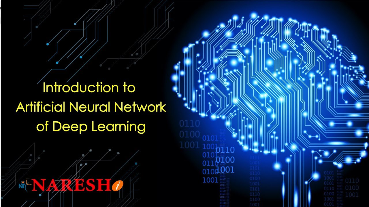 Deep Learning Tutorials | Introduction to Artificial Neural Network of Deep Learning | Mr.Srinivas | Video