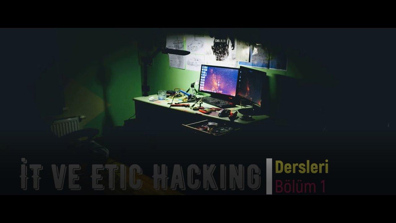 Ethical Hacking : Bolum 1 –  Emeliyyat sistemleri, Virtualizasiya , Kali Linux Qurulum   Video