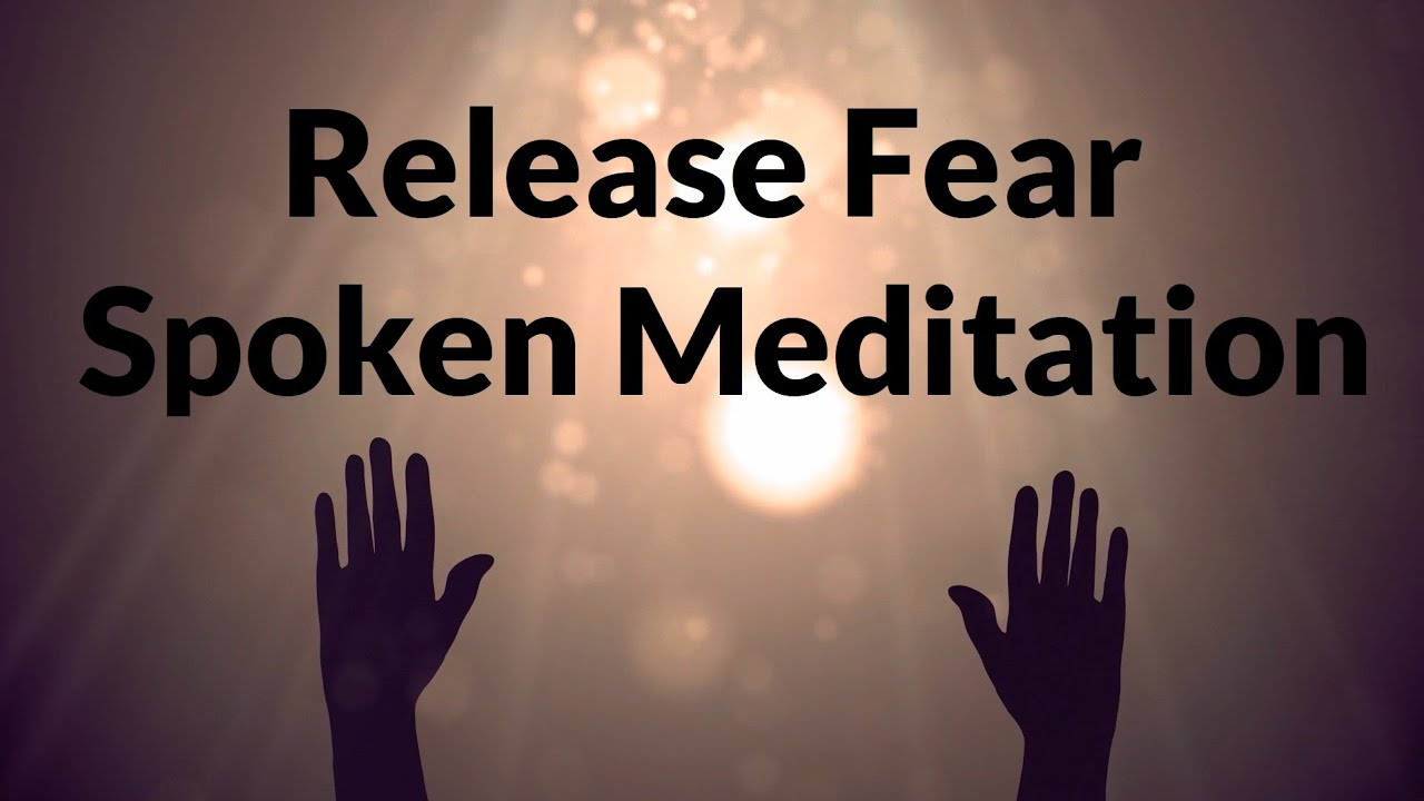 Guided Meditation Before Sleep: Let Go Of Fear In Uncertain Times (Meditation for Peace of Mind)   Video