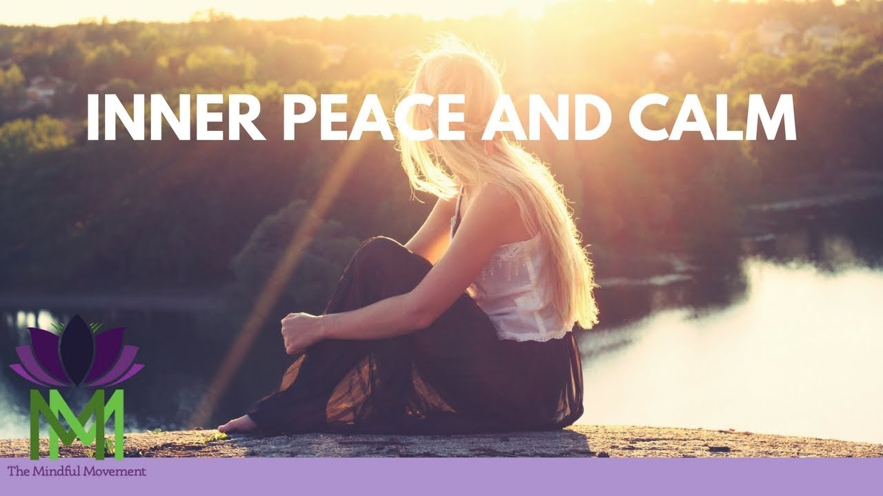 Guided Meditation for Inner Peace and Calm / Mindful Movement   Video
