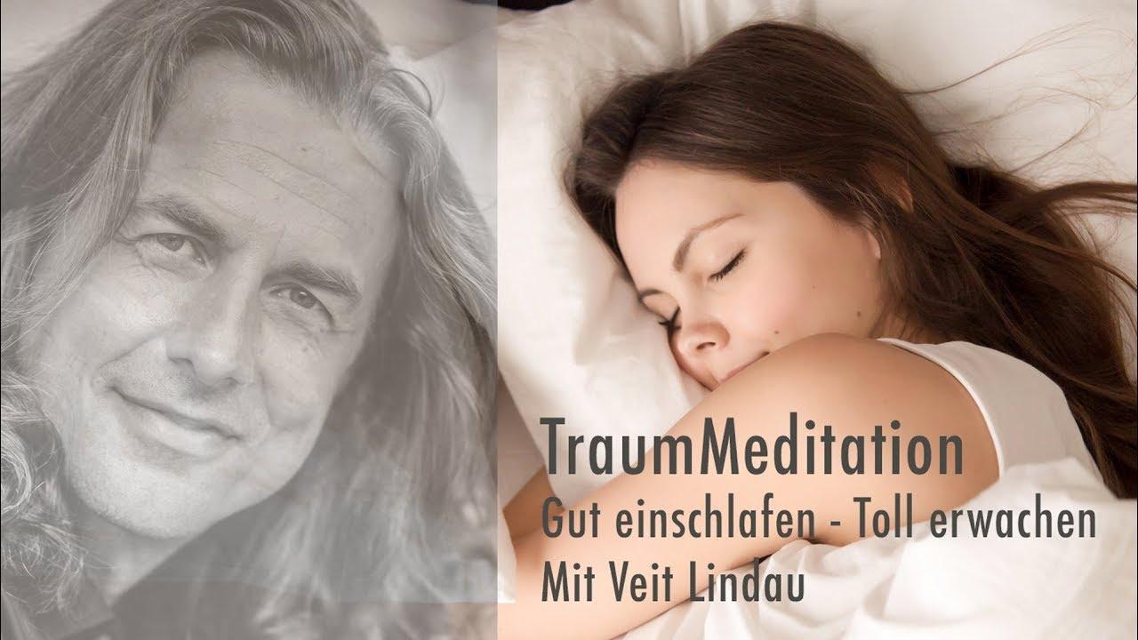 Gut Einschlafen – Toll erwachen. Eine geführte Meditation mit Veit Lindau | Video