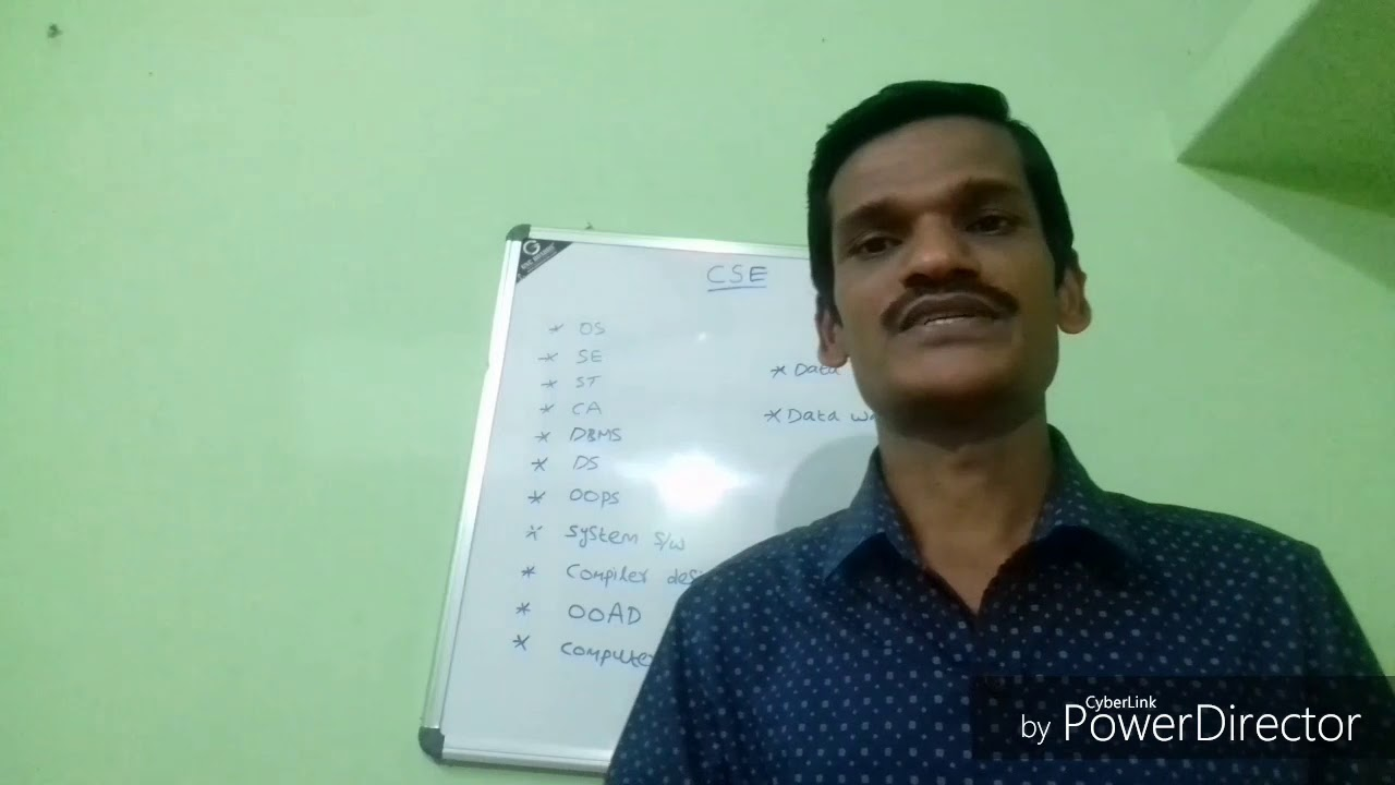 Introdution to computer science subjects English computer science tutorials   Video