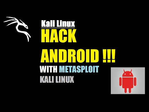 KALI LINUX HACKING TUTORIALS |HOW TO HACK ANDROID AND OS| |2019| | Video