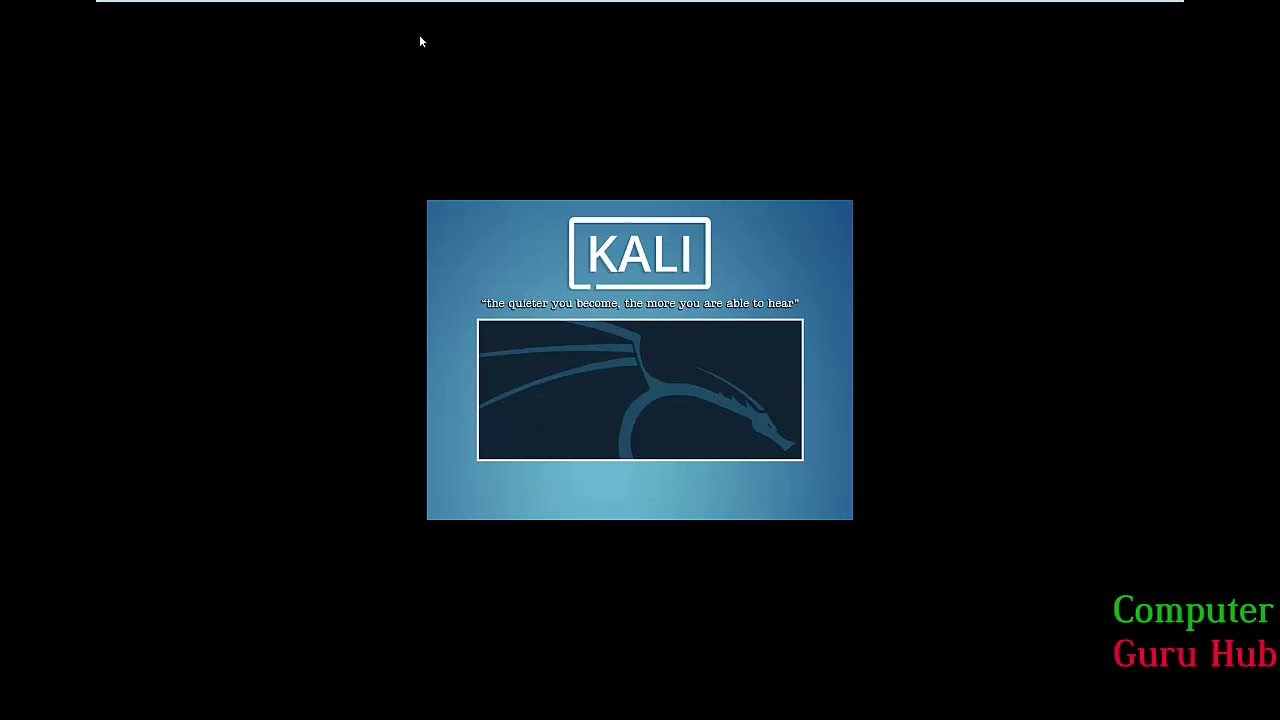 Kali Linux VMware Installation | Ethical Hacking Tutorials Lecture 1 | Video