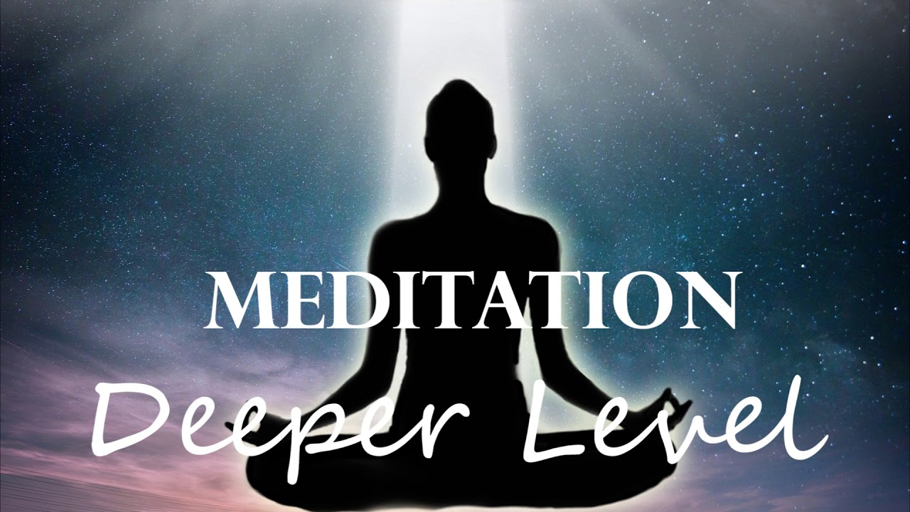 Letting Go Completely ~ Guided into a Deeper Level of Meditation | Video