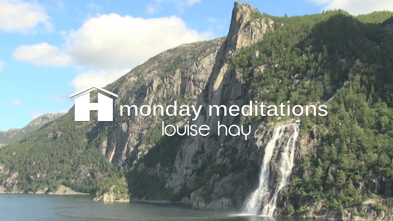 Louise Hay's Morning Meditation   Video
