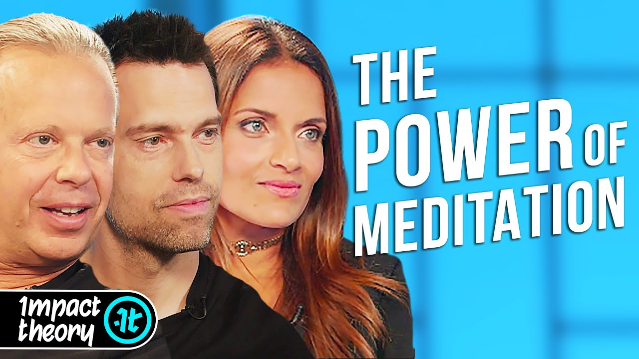 Modern Masters Show You How to UseMeditationto Deal With Stress and Anxiety | Impact Theory | Video