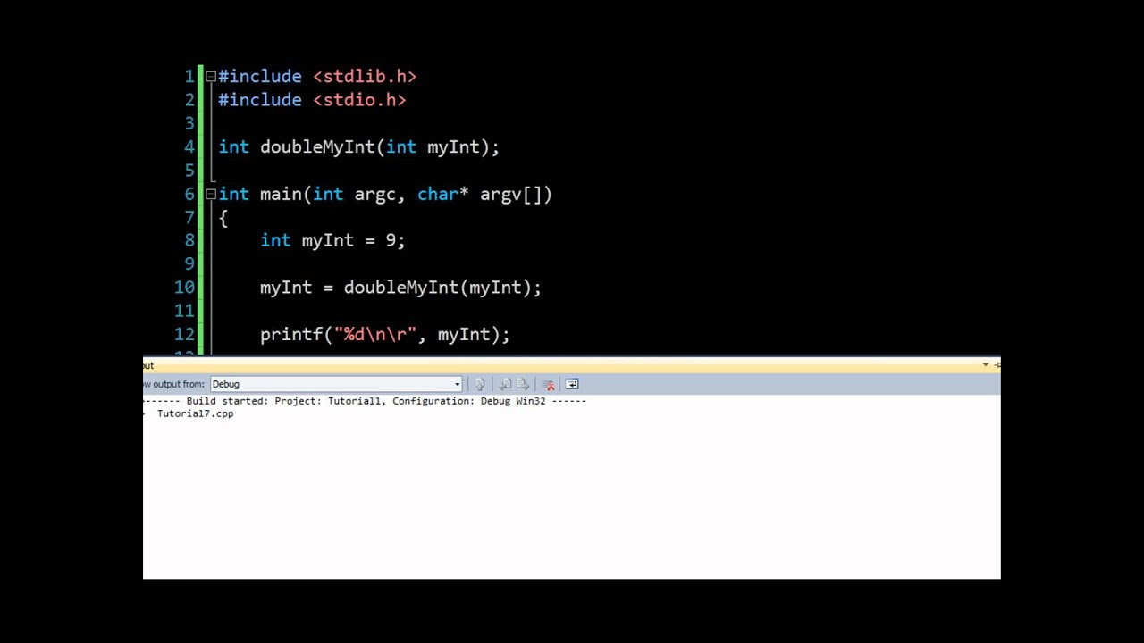 Pointers in C: Computer Programming 8: 24HourAnswers Tutorials | Video