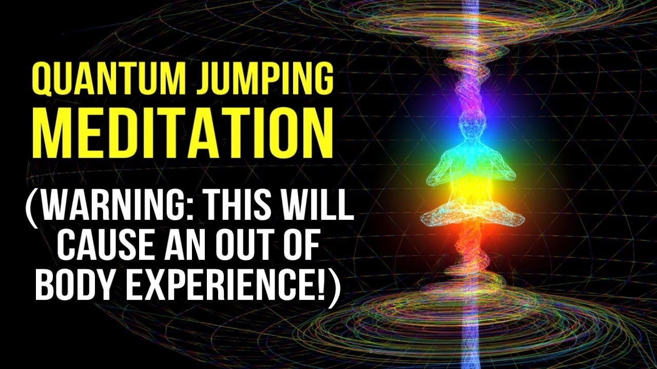 Quantum Jumping Guided Meditation: Enter a PARALLEL REALITY & Manifest FAST! (Law Of Attraction)   Video