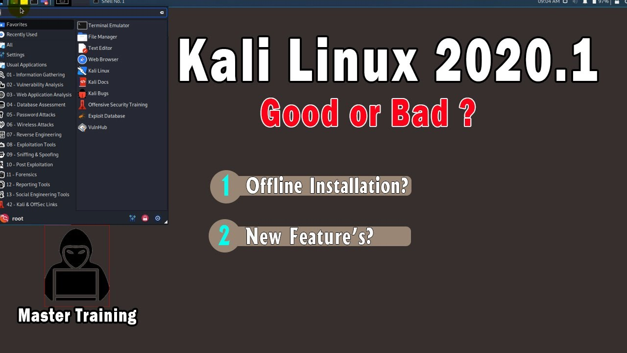 Ready  for Ethical Hacking Lab ? | Kali Linux 2020.1 Master training Day-1 in Hindi | Video