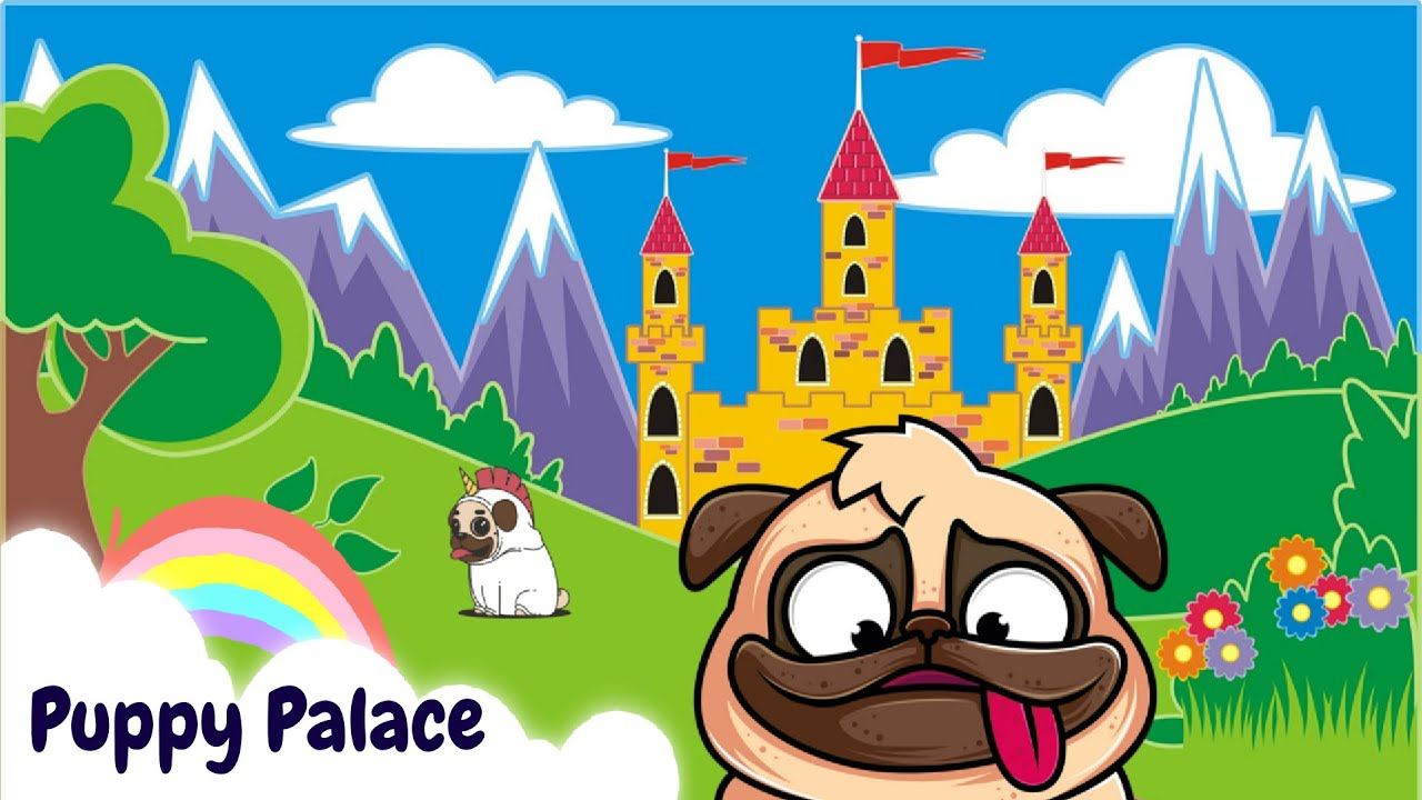 Sleep Meditation for Children | PUPPY PALACE | Sleep Story for Kids | Video
