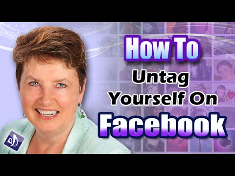 Social Media Marketing, How to Untag Yourself From a Photo on Facebook and Not Have It Happen Again