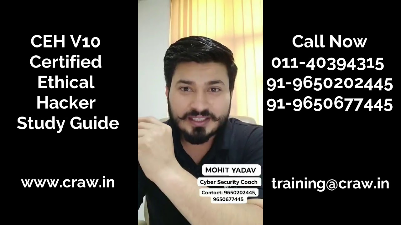 Starting your career in Ethical hacking and cyber security Which is the right starting certification   Video