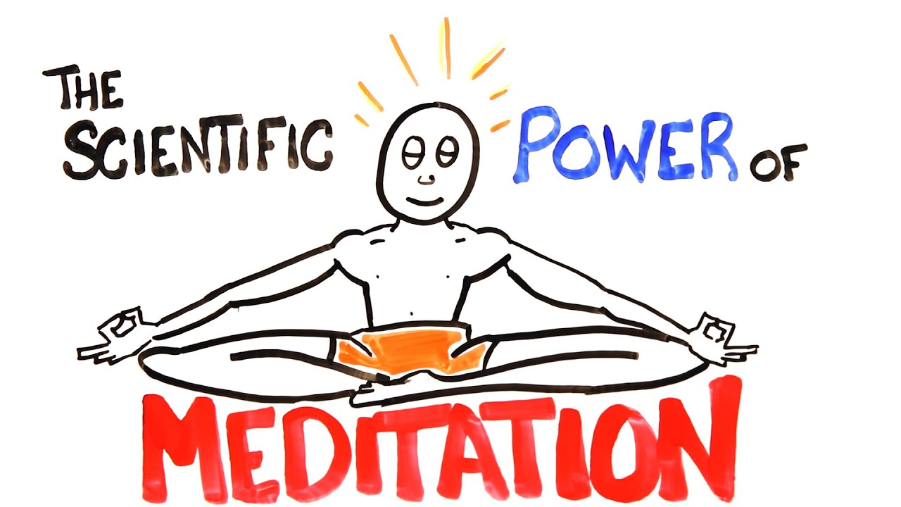 The Scientific Power of Meditation   Video