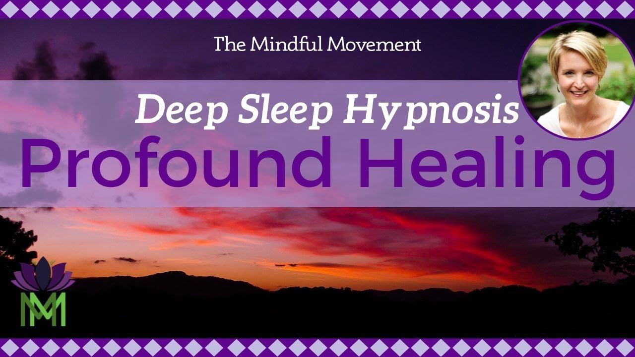 Use Your Powerful Mind: Healing Sleep Hypnosis / Deep Sleep Meditation / Mindful Movement   Video
