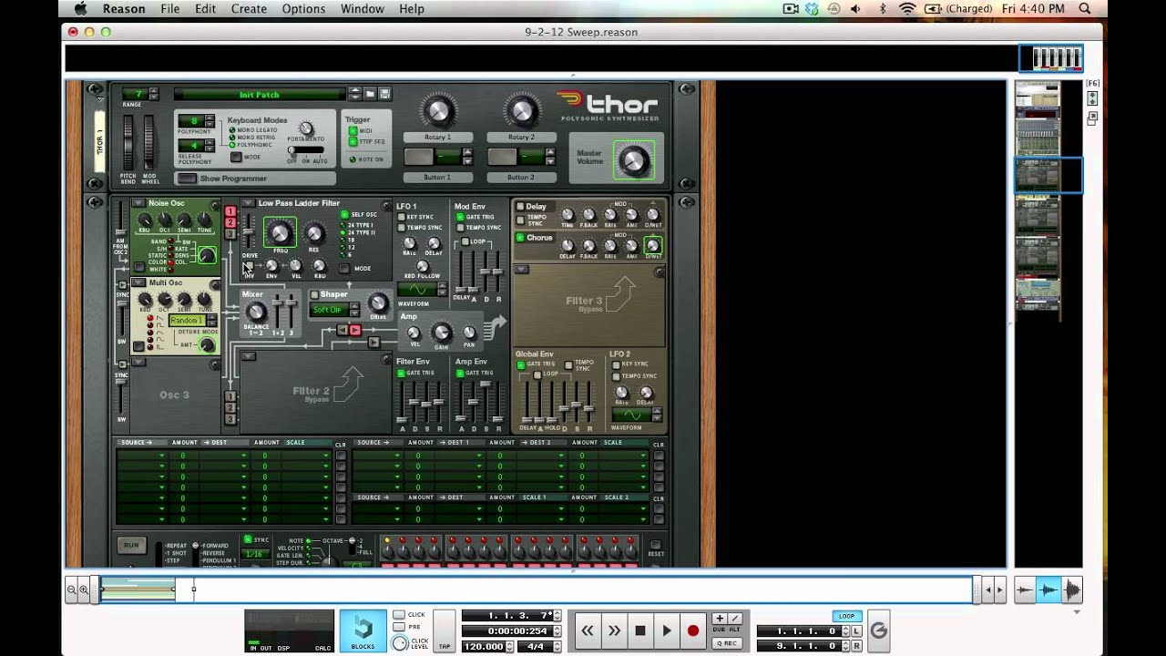 What Are Filter Sweeps | Science of the Bass Drop | J.A.M. House Tutorials | Video