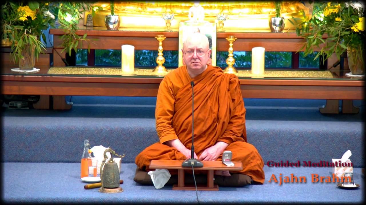 Guided Meditation | Ajahn Brahm | 9 May 2020 | Video