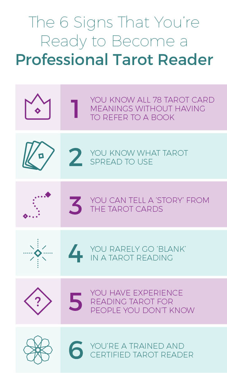 How to Become a Professional Tarot Reader   Ponirevo