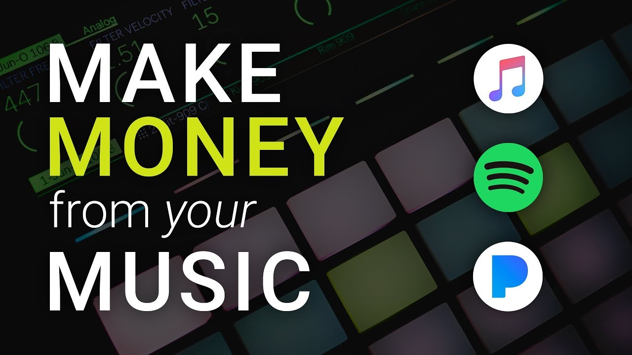how-to-make-money-with-music